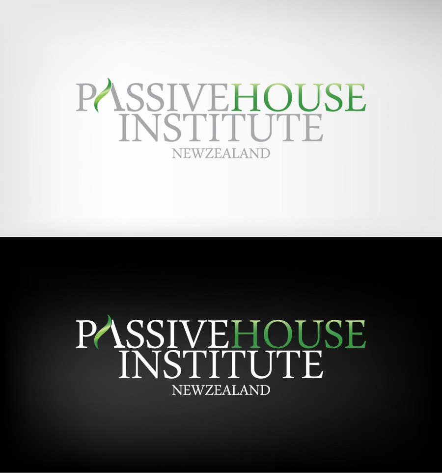 Contest Entry #                                        338                                      for                                         Logo Design for Passive House Institute New Zealand