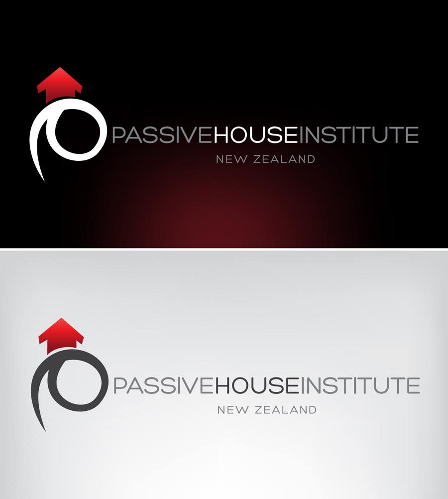 Contest Entry #                                        473                                      for                                         Logo Design for Passive House Institute New Zealand