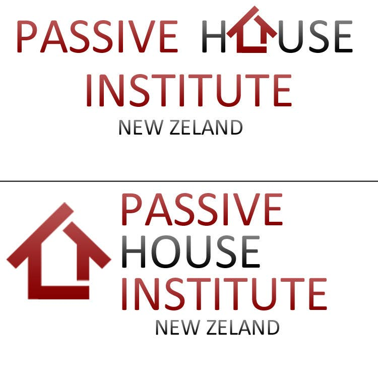 Contest Entry #                                        517                                      for                                         Logo Design for Passive House Institute New Zealand