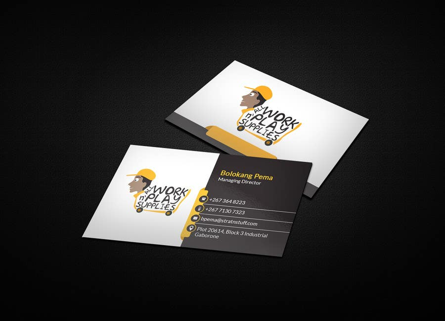 Entry 100 By Scnair7 For Design Some Business Cards Freelancer