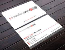 #10 für Design Business Card for TriConsultingGroup von mdahmed2549