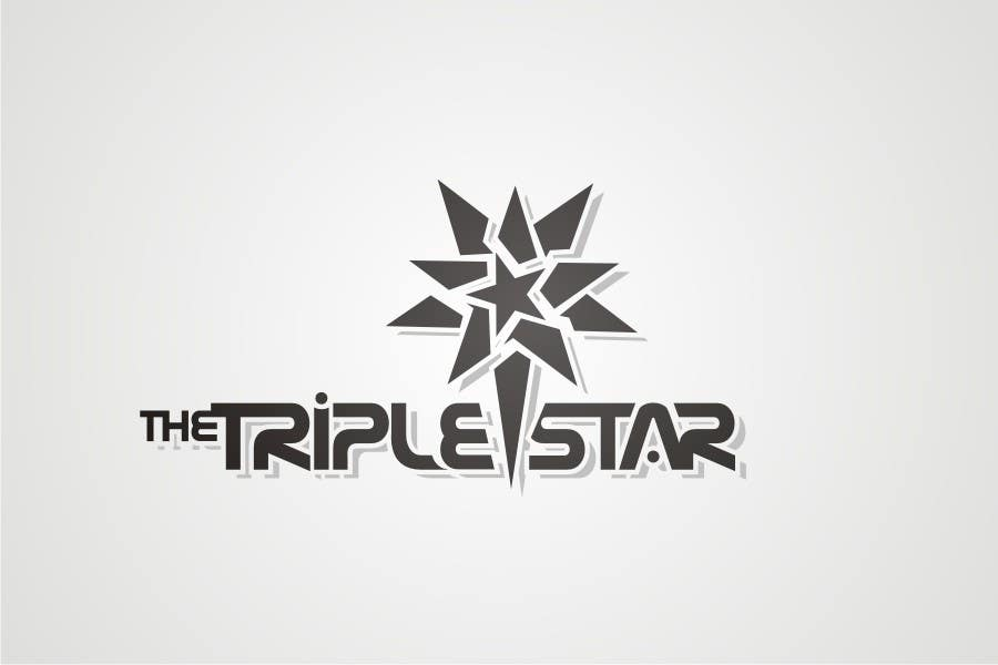 Contest Entry #                                        216                                      for                                         Logo Design for The Triple Star