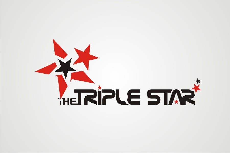 Contest Entry #                                        58                                      for                                         Logo Design for The Triple Star