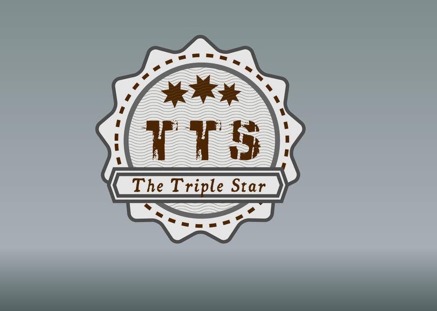 Contest Entry #                                        142                                      for                                         Logo Design for The Triple Star
