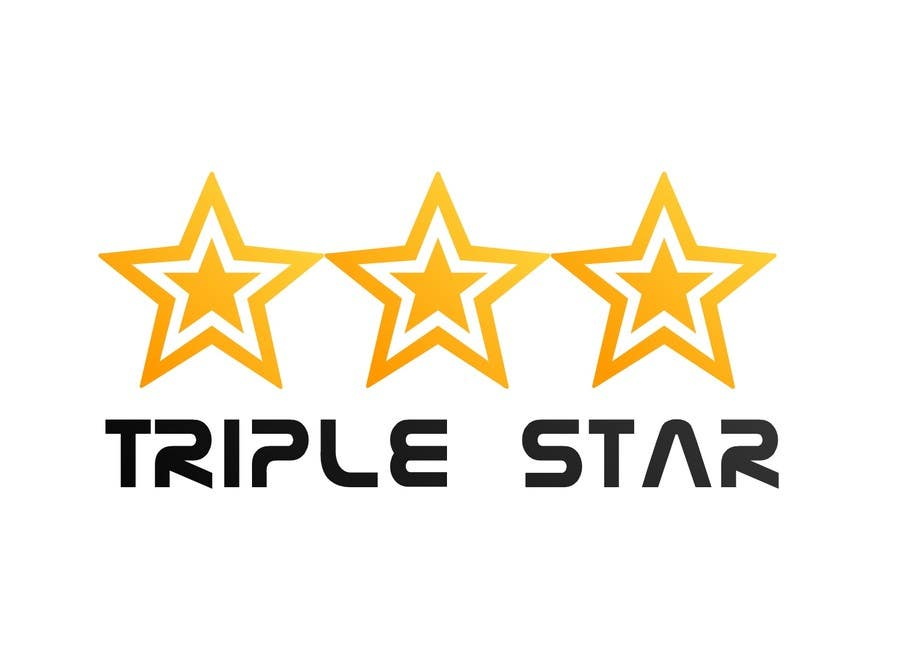 Contest Entry #                                        42                                      for                                         Logo Design for The Triple Star