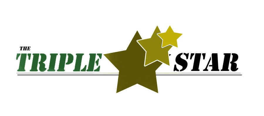 Contest Entry #                                        103                                      for                                         Logo Design for The Triple Star