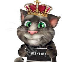 #19 cho make and put crown on cat's head. bởi maxjordan1234567