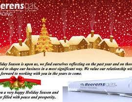 #18 pentru MAKE A PROFFESIONAL CHRISTMAS CARD de către mridulmaheshwri