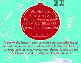 #6 pentru MAKE A PROFFESIONAL CHRISTMAS CARD de către LIGALLERY