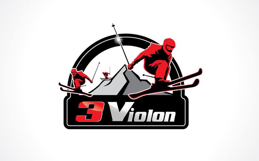 Konkurrenceindlæg #216 for Logo Design for 3Violon