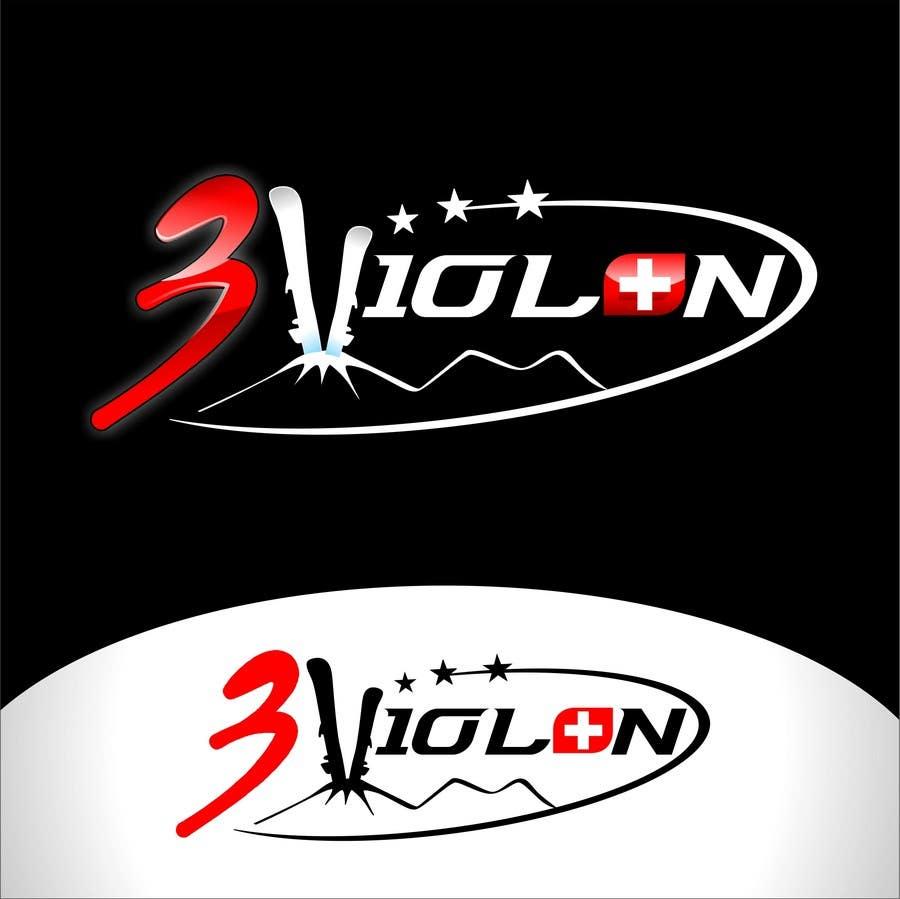Konkurrenceindlæg #504 for Logo Design for 3Violon