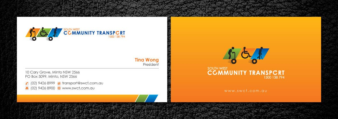 Bài tham dự cuộc thi #81 cho Stationery Design for South West Community Transport