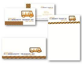 #59 for Stationery Design for South West Community Transport by sarah07