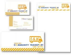 nº 51 pour Stationery Design for South West Community Transport par sarah07
