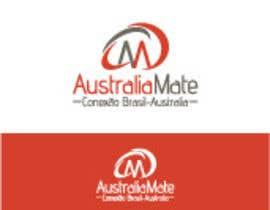 JNCri8ve tarafından Design a Logo for AustraliaMate.com.br için no 13