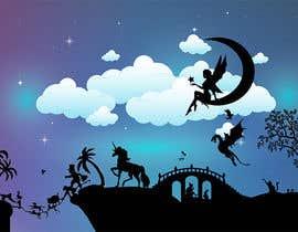 Nro 43 kilpailuun Please create a fairy tale background for my website käyttäjältä zeddcomputers