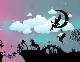 Nro 45 kilpailuun Please create a fairy tale background for my website käyttäjältä zeddcomputers
