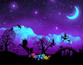 Nro 39 kilpailuun Please create a fairy tale background for my website käyttäjältä ArtGospod