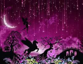 Nro 21 kilpailuun Please create a fairy tale background for my website käyttäjältä AnnandaJH