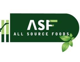 #230 for Logo Design for All Source Foods af tarek433302
