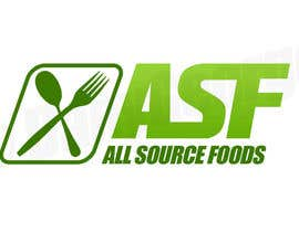 #232 for Logo Design for All Source Foods af danygeorge