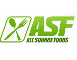 #233 for Logo Design for All Source Foods af danygeorge