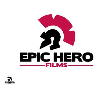 #9 para Design a Logo for Epic Hero Films de Nadasol
