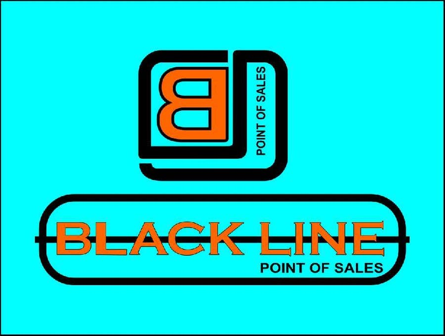 Contest Entry #94 for Logo Design for Blackline Point Of Sales