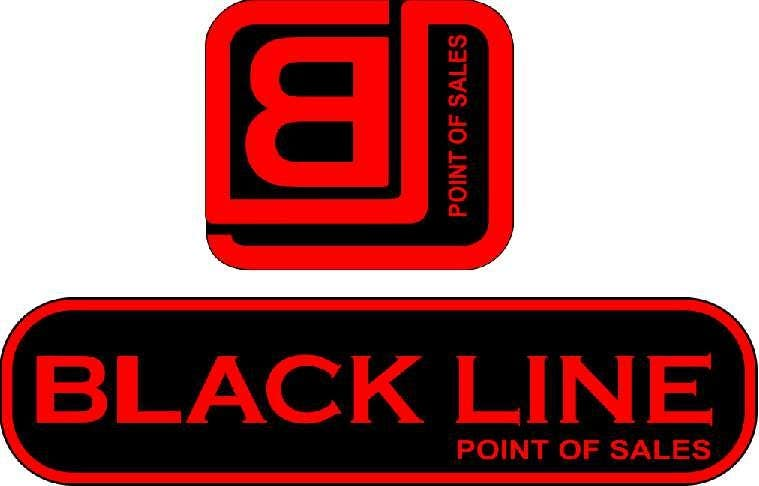 Contest Entry #                                        100                                      for                                         Logo Design for Blackline Point Of Sales