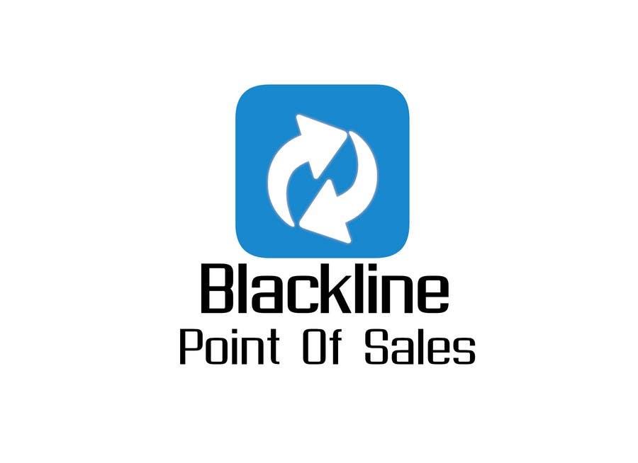 Inscrição nº 4 do Concurso para Logo Design for Blackline Point Of Sales