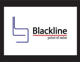 #155 untuk Logo Design for Blackline Point Of Sales oleh nidap