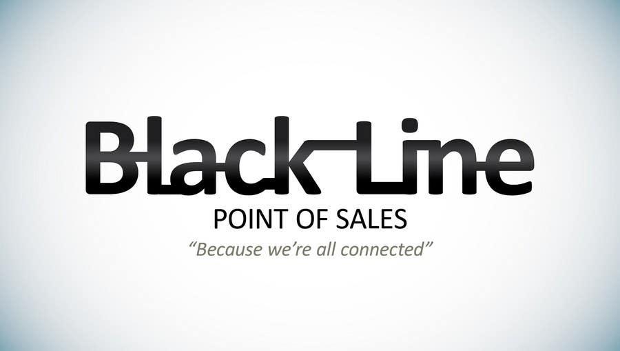 Inscrição nº 153 do Concurso para Logo Design for Blackline Point Of Sales