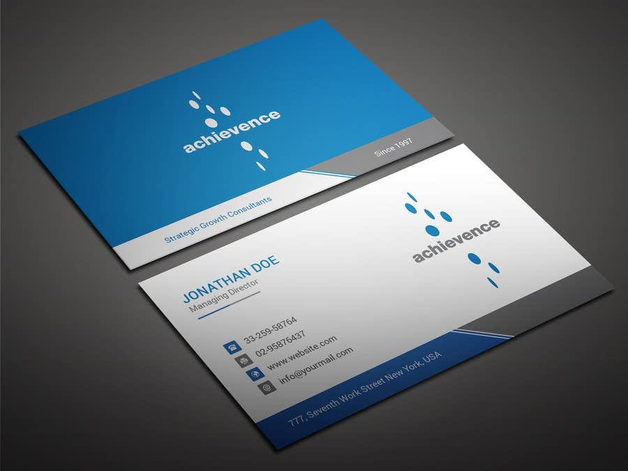 Entry 146 by darkeye1 for design print ready business card freelancer contest entry 146 for design print ready business card colourmoves