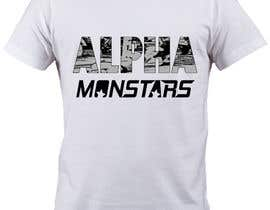 #8 cho Design a T-Shirt for Monstar Apparel - Words with background Images bởi caspercham