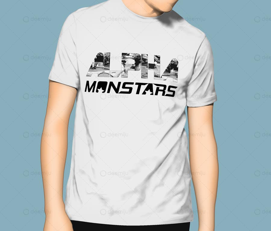 Bài tham dự cuộc thi #                                        17                                      cho                                         Design a T-Shirt for Monstar Apparel - Words with background Images