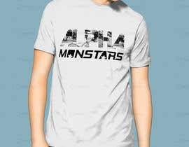 #17 cho Design a T-Shirt for Monstar Apparel - Words with background Images bởi deemiju