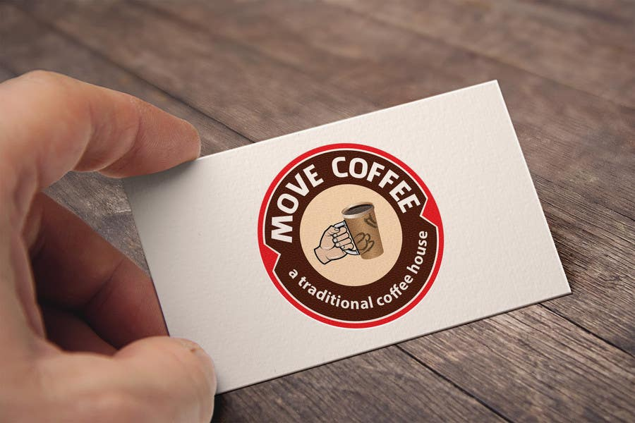 #149 for Design logo for movecoffee company. by mamun313
