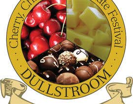 #1 for Flyer & Basic Logo for Dullstroom Cherry Cheese and Chocolate Festival af nefausey