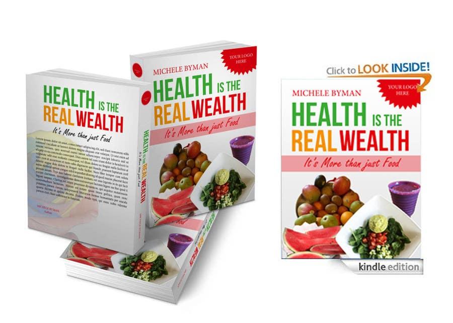 Penyertaan Peraduan #                                        10                                      untuk                                         Conscious eating, Living  E-book Mockup
