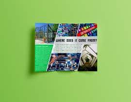 Nro 14 kilpailuun Tri Fold Brochure Design käyttäjältä paramsandhu