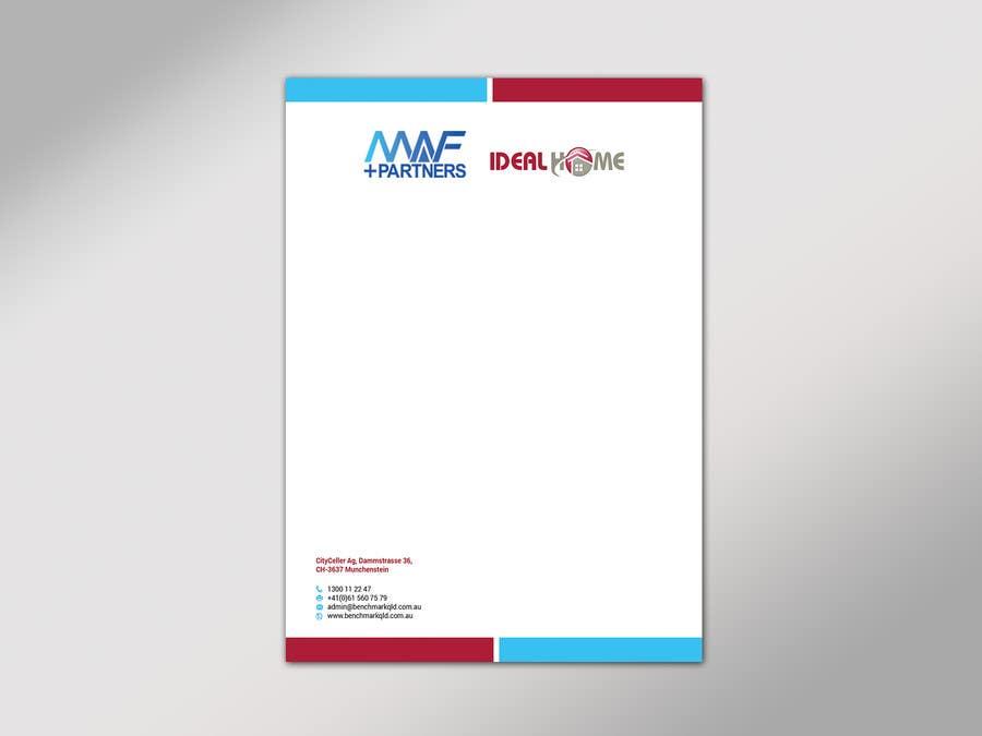 Entry 37 By Kushum7070 For Design Joint Venture Letterhead Of 2