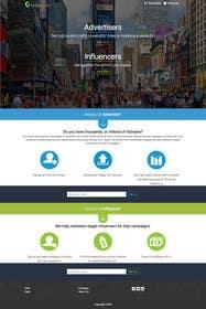 nº 14 pour Glp home page design par yohanAnush