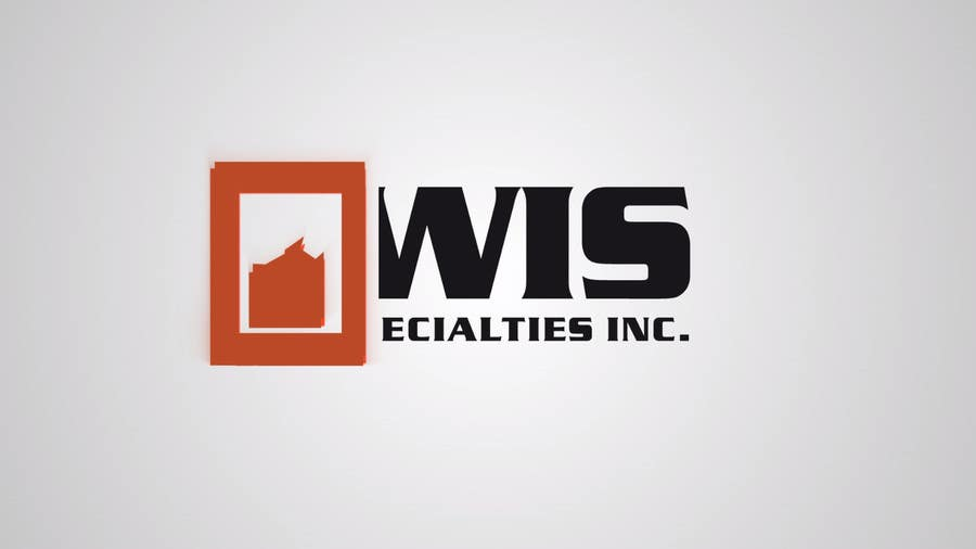 Contest Entry #43 For Lewis Cabinet Specialties Logo Intro