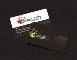 #42 for Design some Business Cards for CASA BELLA by imeldasahol