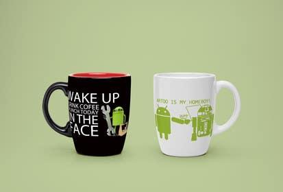 nº 8 pour Mug/Coffe Cup Design (Diseño de Mugs/Pocillos) par ericsatya233