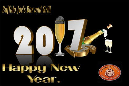 #29 pentru New Year Eve Image/Banner for a Dallas Bar de către kerolosrezkala