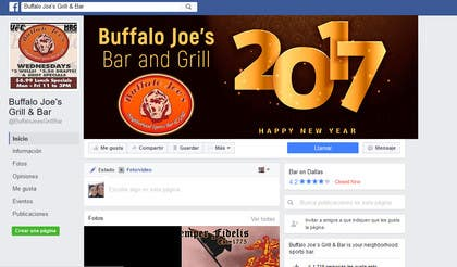 #24 pentru New Year Eve Image/Banner for a Dallas Bar de către jessikaguerra