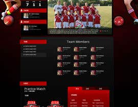 #16 for Create a Wordpress Template for our Youth Soccer Team Pages by hemchander94