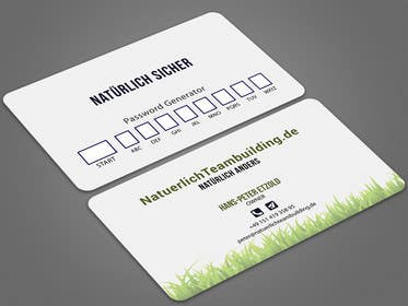 #48 for Design some cool and useful Business Cards by aminul1988