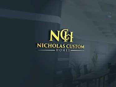 #43 for Nicholas Homes Logo Contest af logofair